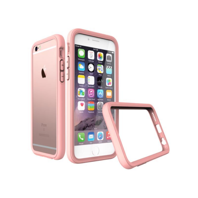 iPhone6 犀牛盾防摔保護殼 裸粉