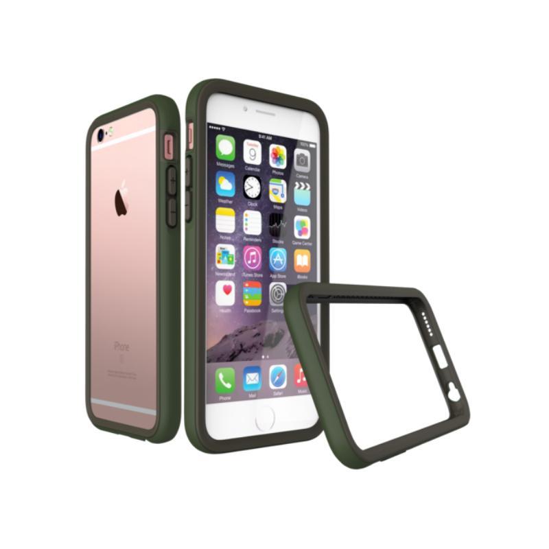 iPhone6 犀牛盾防摔保護殼 軍綠