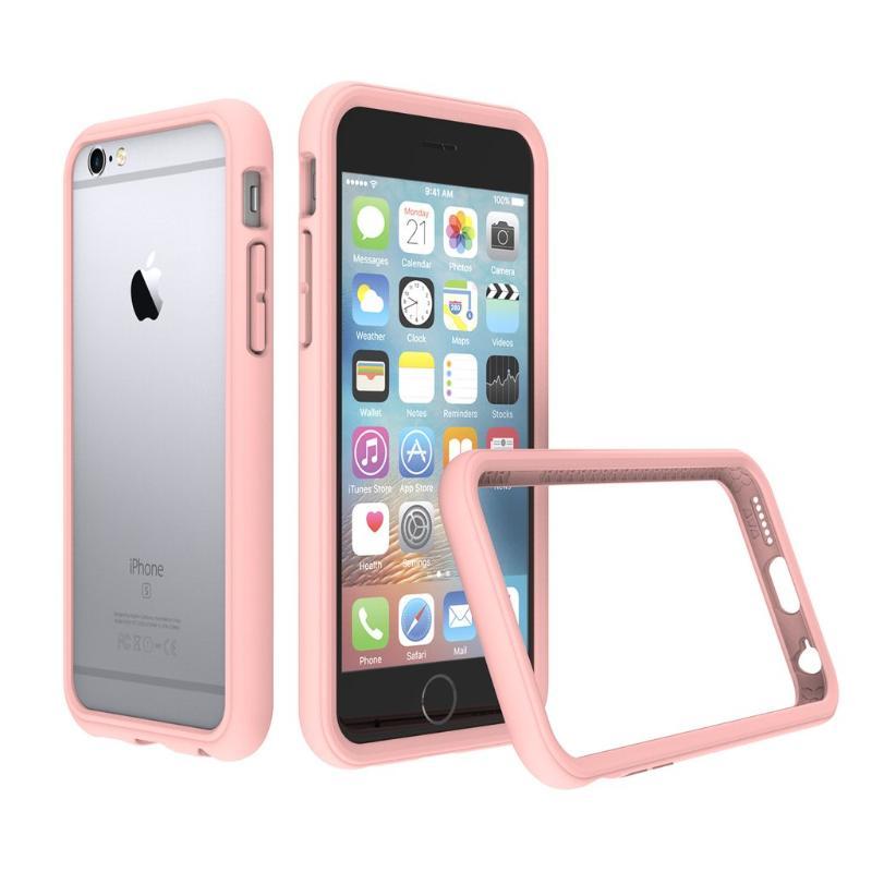 iPhone6 Plus 犀牛盾防摔保護殼 裸粉