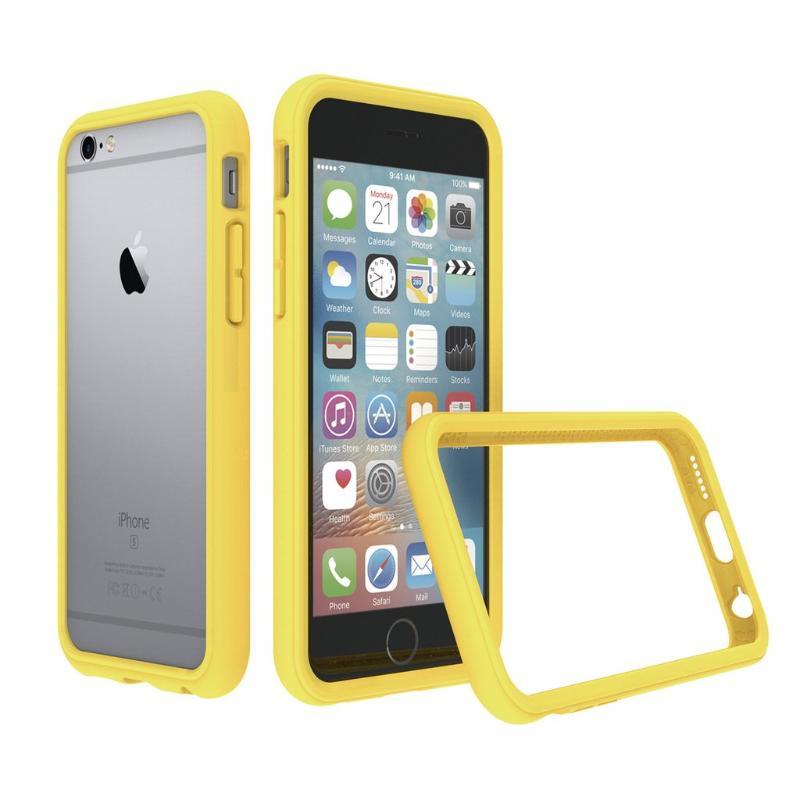 iPhone6 Plus 犀牛盾防摔保護殼 黃