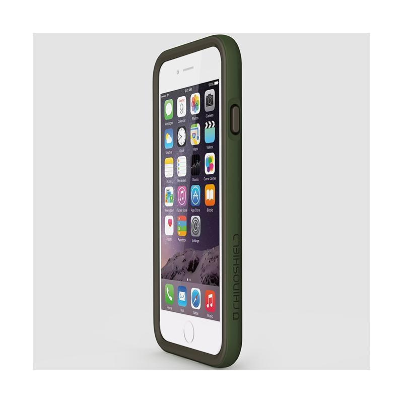 iPhone6 Plus 犀牛盾防摔保護殼 軍綠