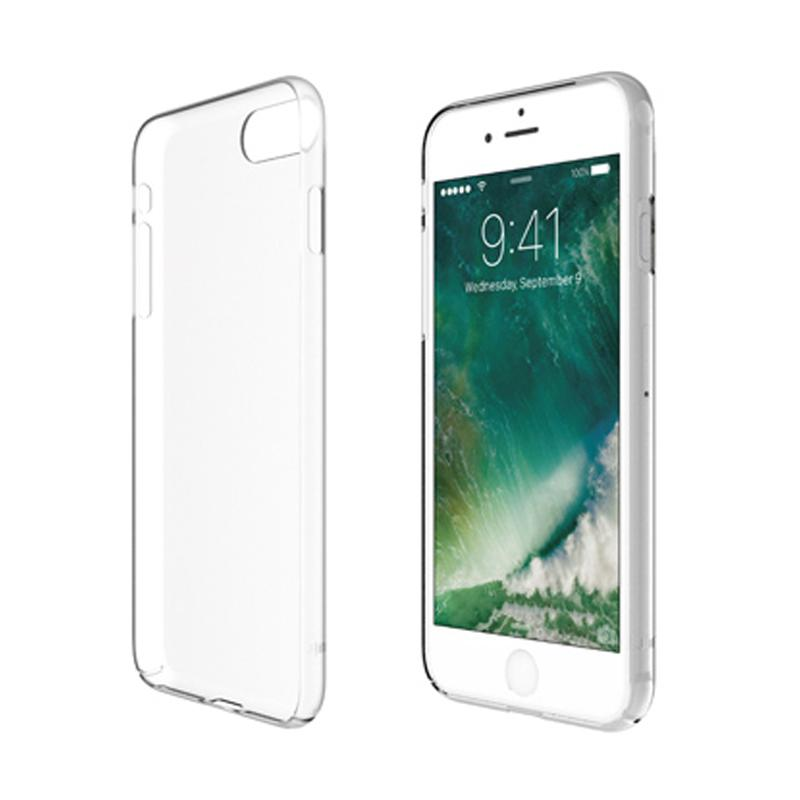 iPhone 7 Just Mobile TENC 國王新衣保護殼 霧白