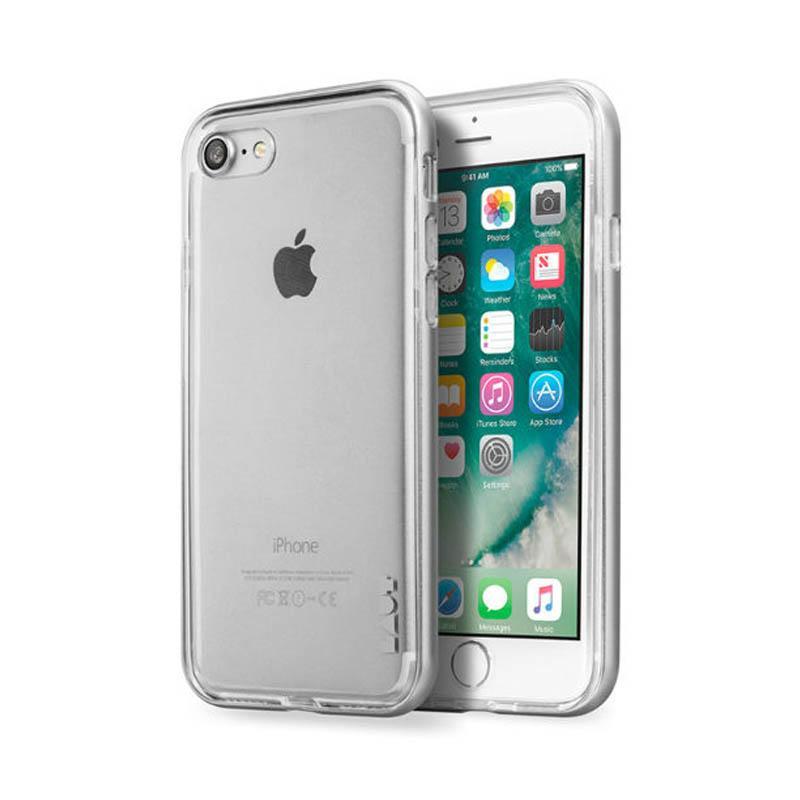 LAUT 極致系列保護殼 iPhone7 銀
