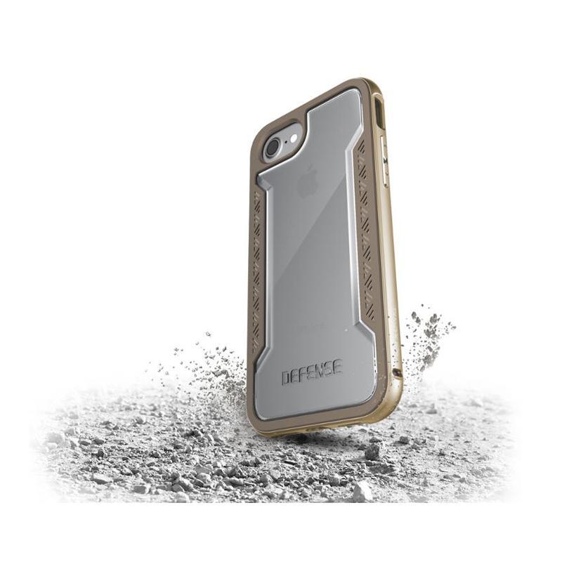 iPhone 7 X-doria刀鋒系列保護殼 土豪金