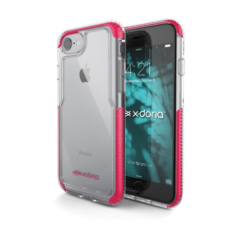 iPhone 7 X-doria聚能系列保護殼 紅