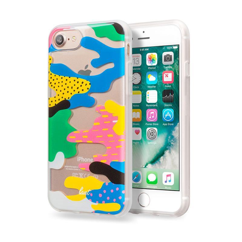 LAUT 迷彩系列保護殼  iPhone 7 海灘