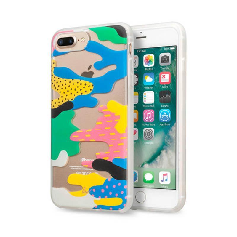 LAUT 迷彩系列保護殼 iPhone7 Plus 海灘
