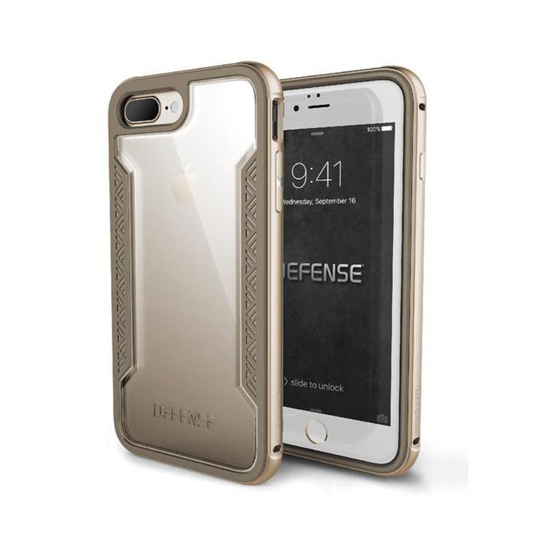 iPhone 7 Plus X-doria刀鋒系列保護殼 土豪金