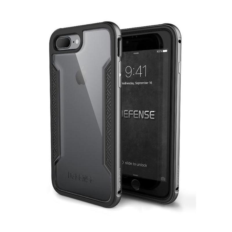 X-doria 刀鋒系列保護殼 iPhone7 Plus太空灰