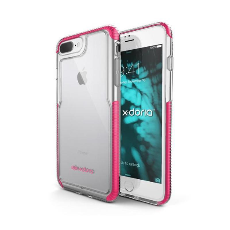 X-doria 聚能系列保護殼 iPhone7 Plus 紅