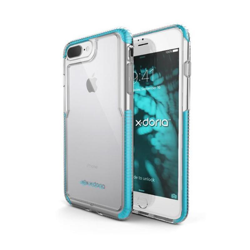 X-doria 聚能系列保護殼 iPhone7 Plus 藍