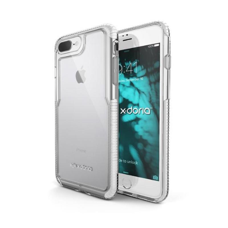 iPhone 7 Plus X-doria聚能系列保護殼 白