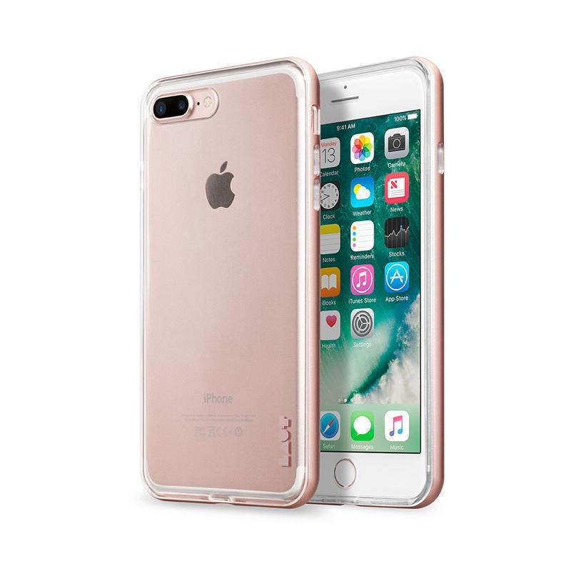 LAUT 極致系列保護殼 iPhone7 Plus 玫瑰金