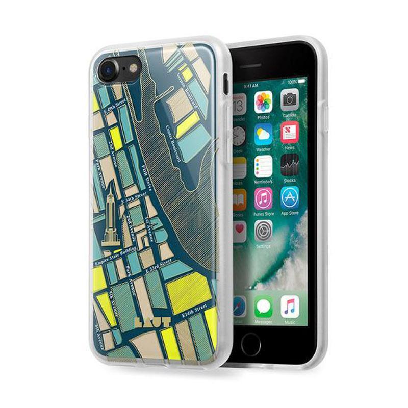 LAUT 城市系列保護殼 iPhone7 紐約
