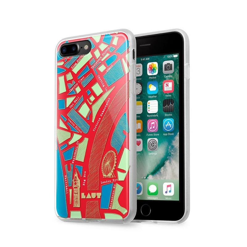 LAUT 城市系列保護殼 iPhone7 Plus 倫敦