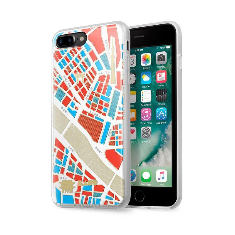 LAUT 城市系列保護殼 iPhone7 Plus 東京