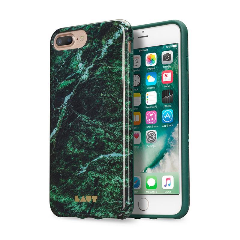 LAUT 大理石系列保護殼 iPhone7 Plus 綠