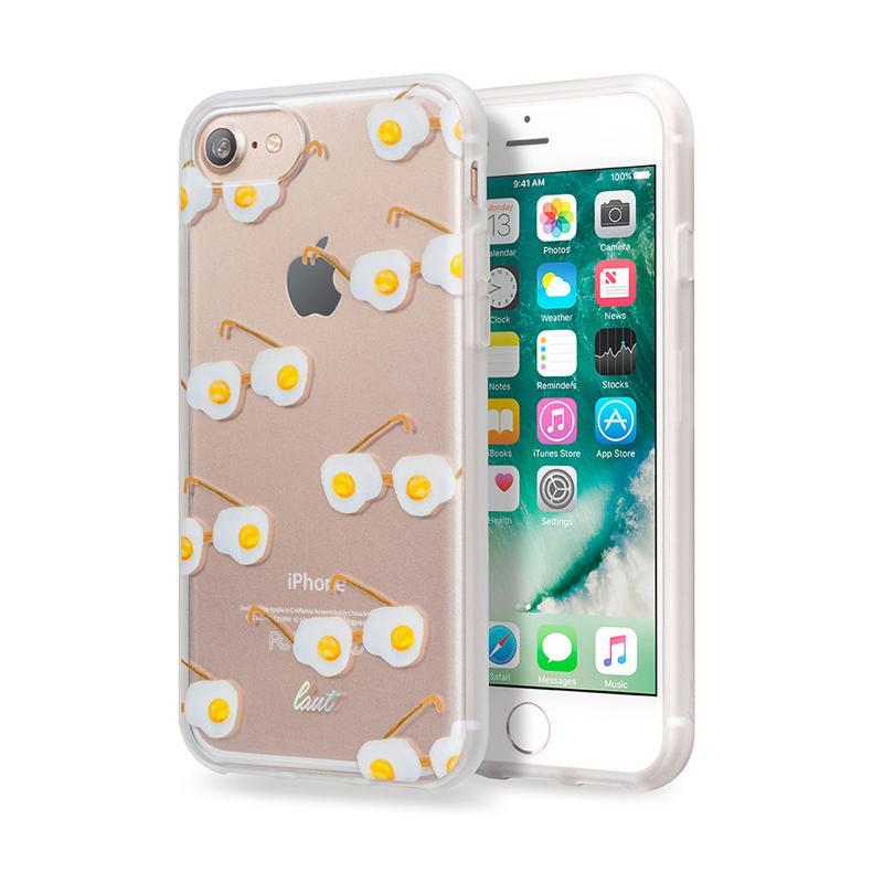LAUT POP-INK系列保護殼 iPhone 7 荷包蛋