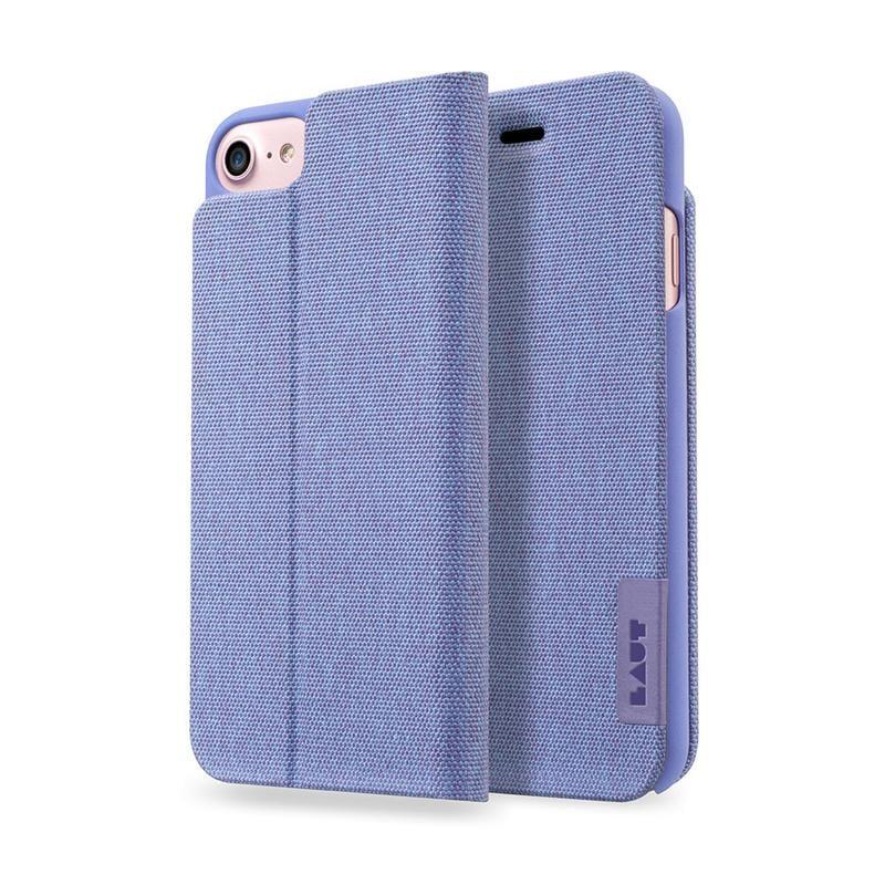 LAUT APEX-KNIT系列皮套 iPhone7 紫