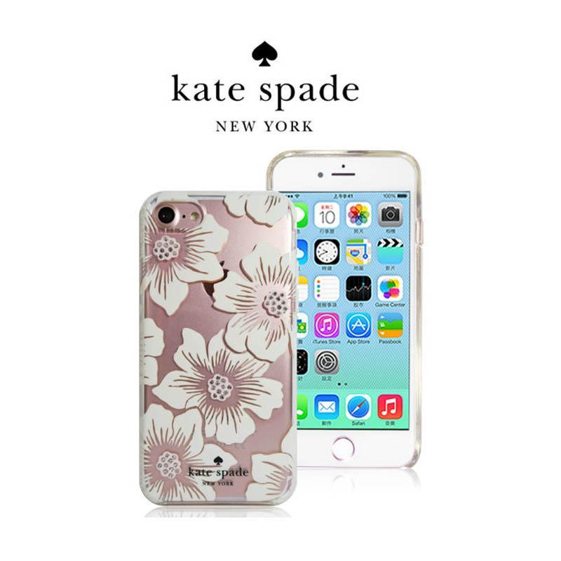 Kate Spade 花保護殼  iPhone7