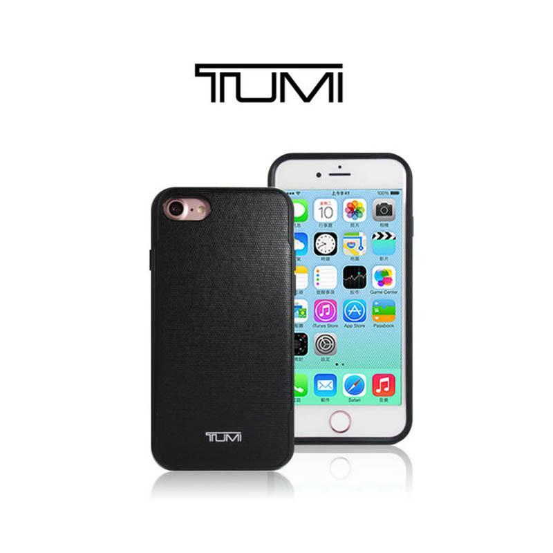 TUMI 黑色經典保護殼 iPhone7