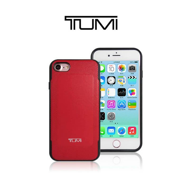TUMI 紅色經典保護殼 iPhone7