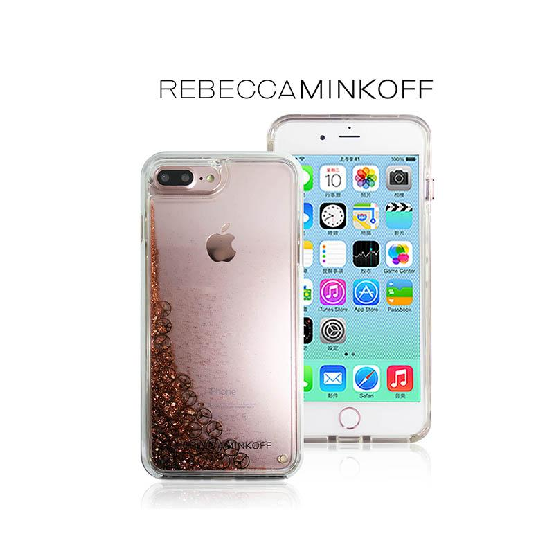 Rebecca Minkoff iPhone7 夢幻流沙保護殼 PEACE