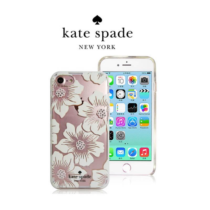 Kate Spade 花保護殼 iPhone7 Plus
