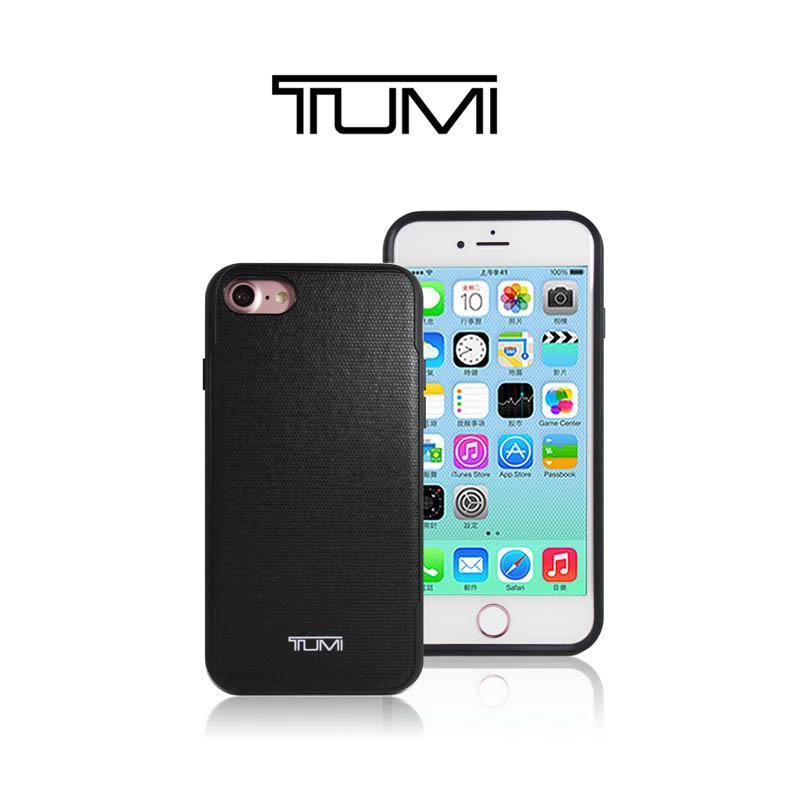 TUMI iPhone7 Plus 經典保護殼 黑