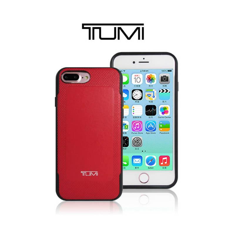 TUMI 紅色經典保護殼 iPhone7 Plus