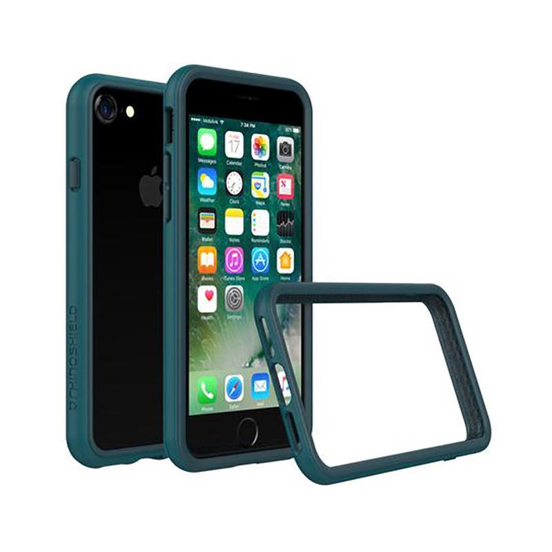 犀牛盾 iPhone 7 防摔邊框殼 納⼾⾊