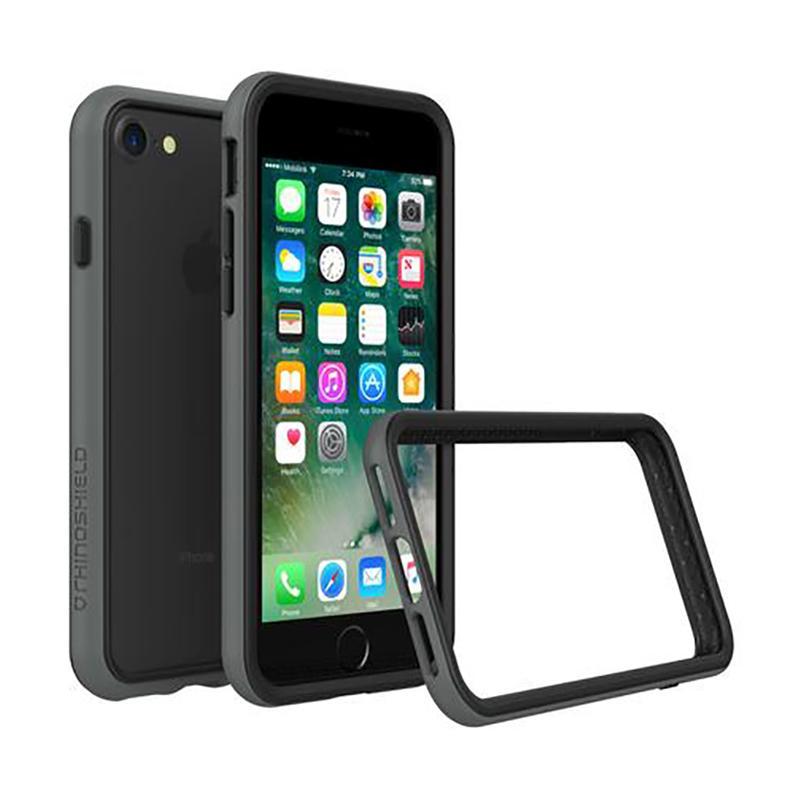 犀牛盾 iPhone7 防摔邊框殼 深灰