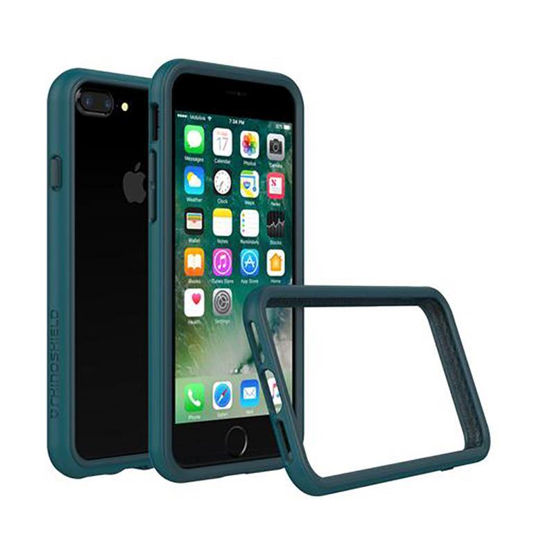 犀牛盾 iPhone 7 Plus防摔邊框殼 納⼾⾊