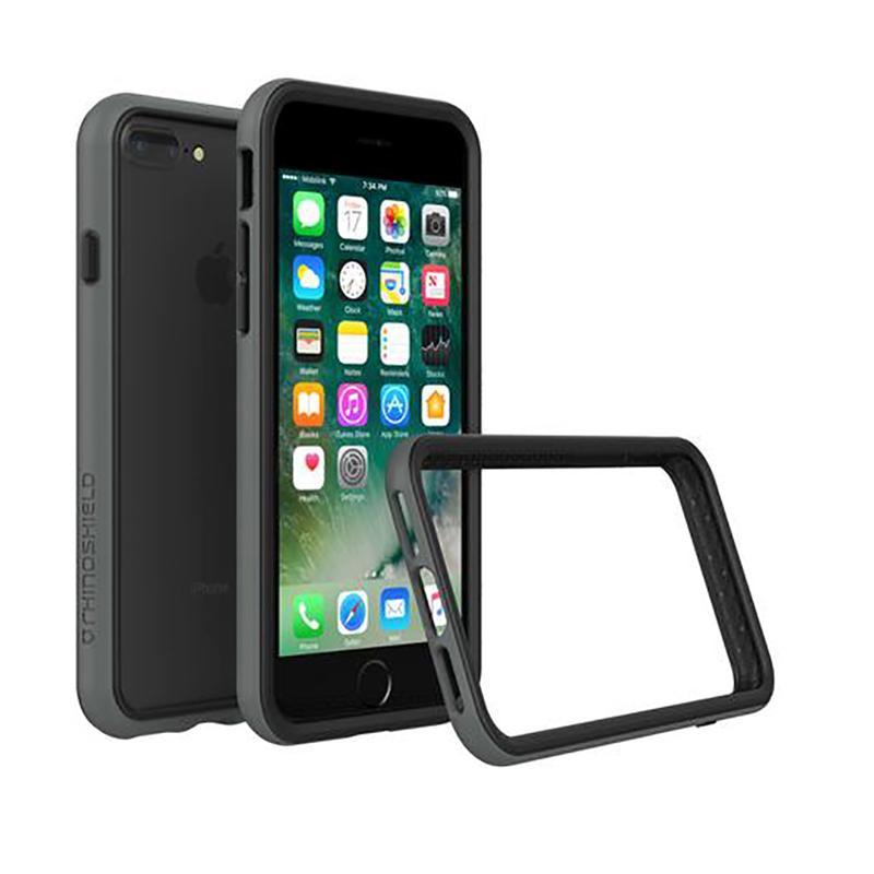 犀牛盾 iPhone 7 Plus防摔邊框殼 深灰