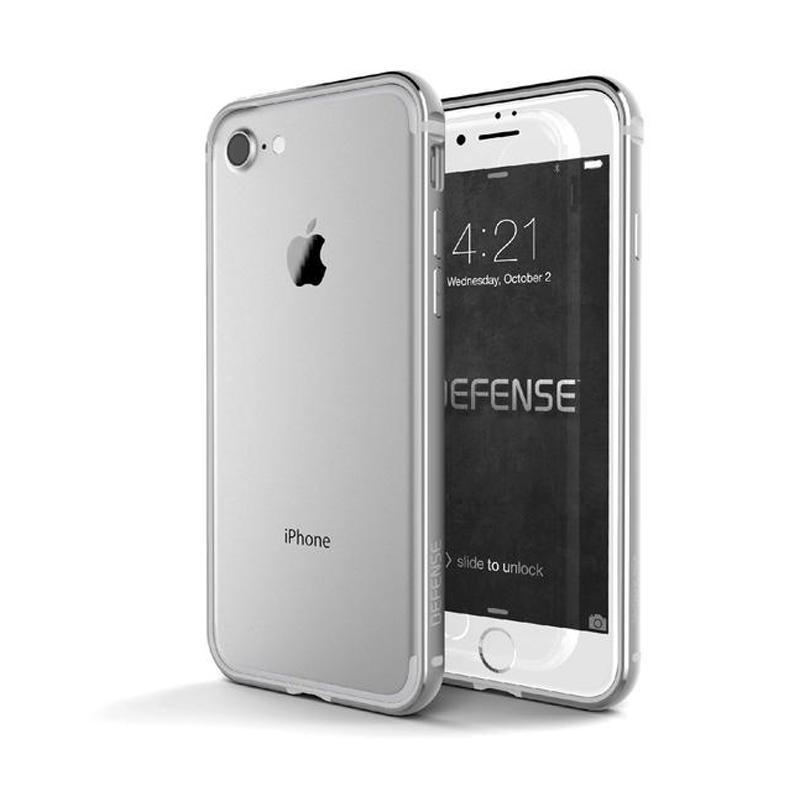 X-doria 刀鋒邊框系列邊框 iPhone7 銀
