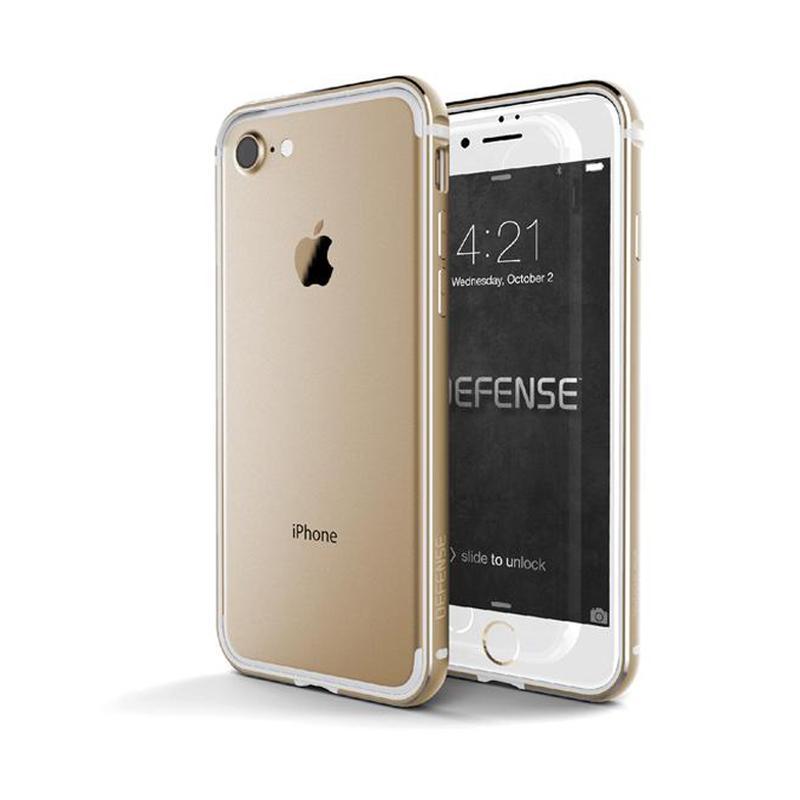 X-doria 刀鋒邊框系列邊框 iPhone 7 / iPhone 8 金