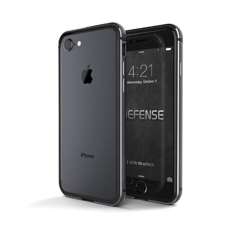 X-doria 刀鋒邊框系列邊框 iPhone7 太空灰