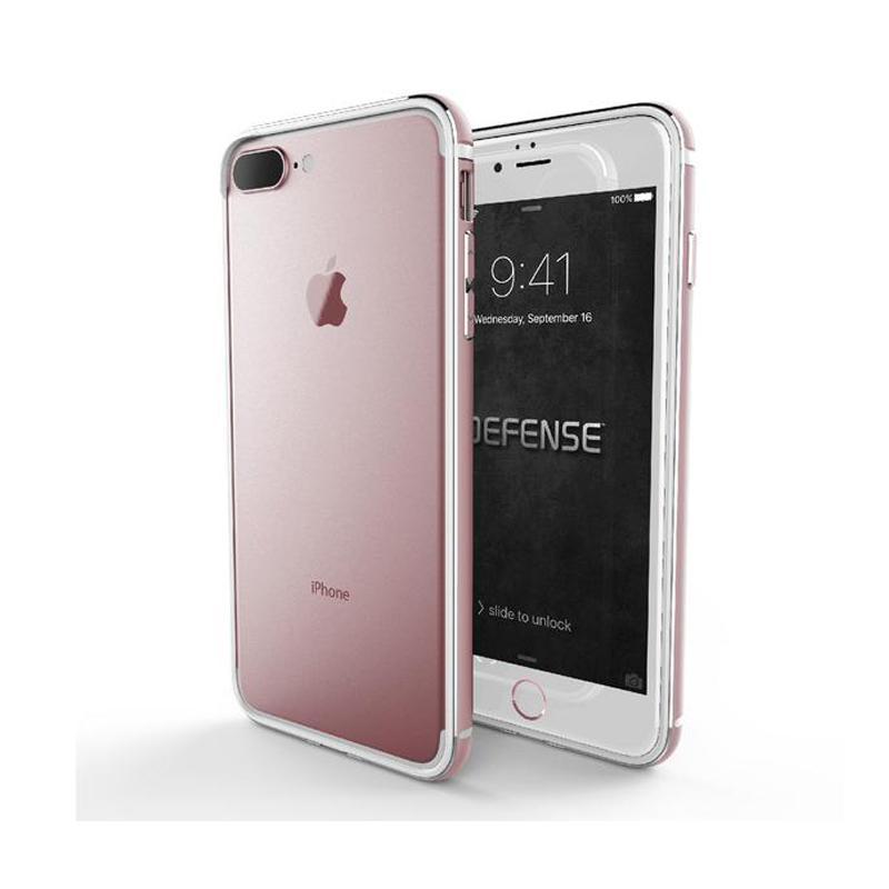 X-doria 刀鋒邊框系列邊框 iPhone7 Plus 玫瑰金