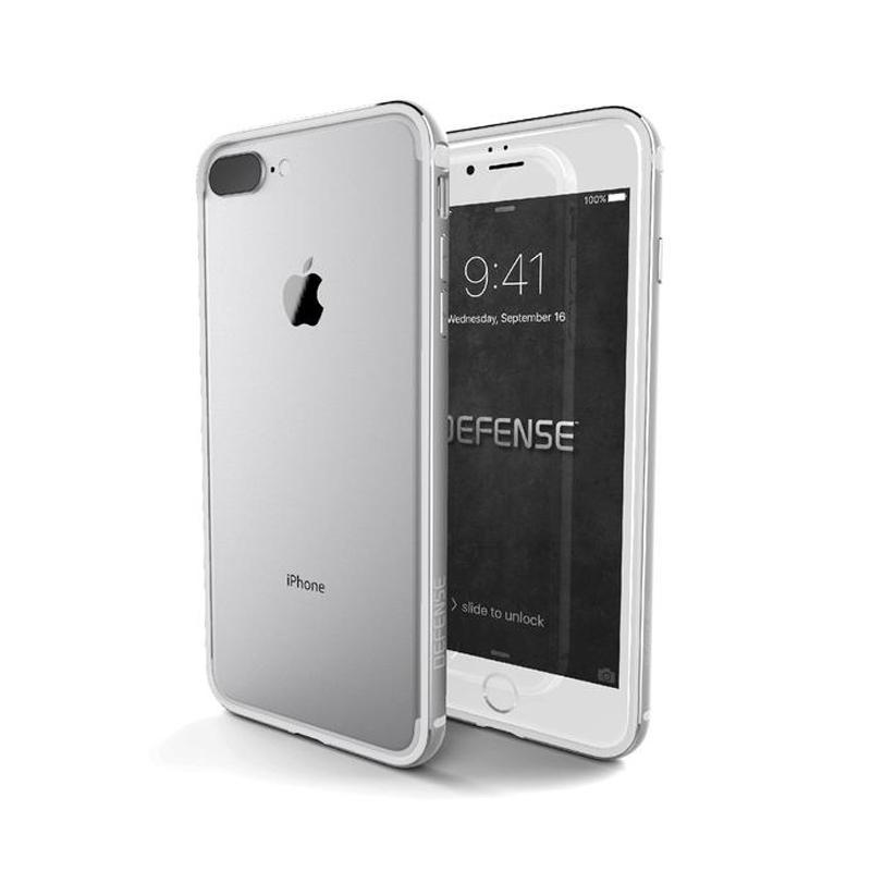 X-doria 刀鋒邊框系列邊框 iPhone7 Plus 銀