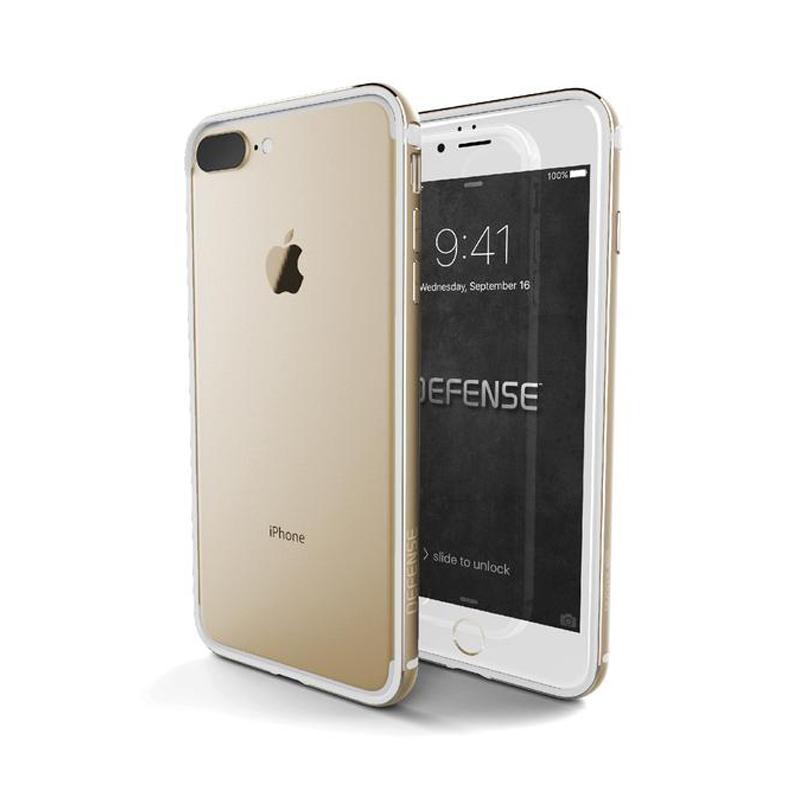 X-doria 刀鋒邊框系列邊框 iPhone7 Plus 金