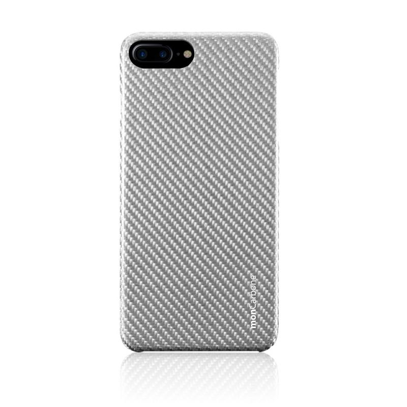 HOVERKOAT iPhone 7 / iPhone 8 碳纖維保護殼 都會銀