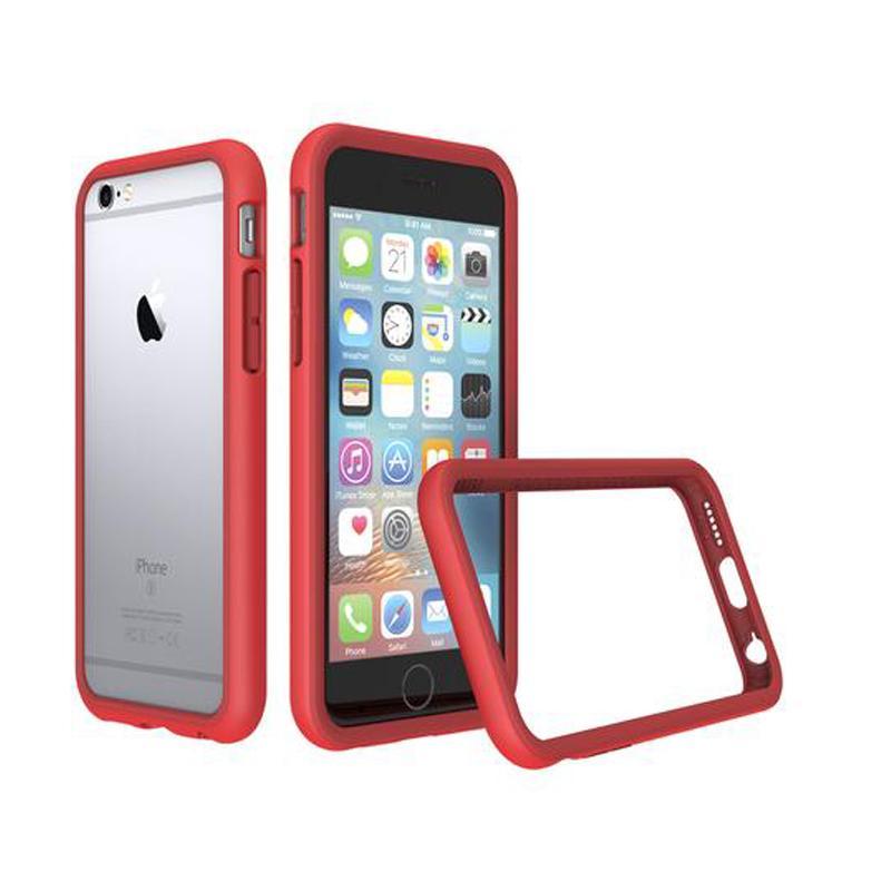 犀牛盾防摔2.0保護殼 iPhone 6s 紅