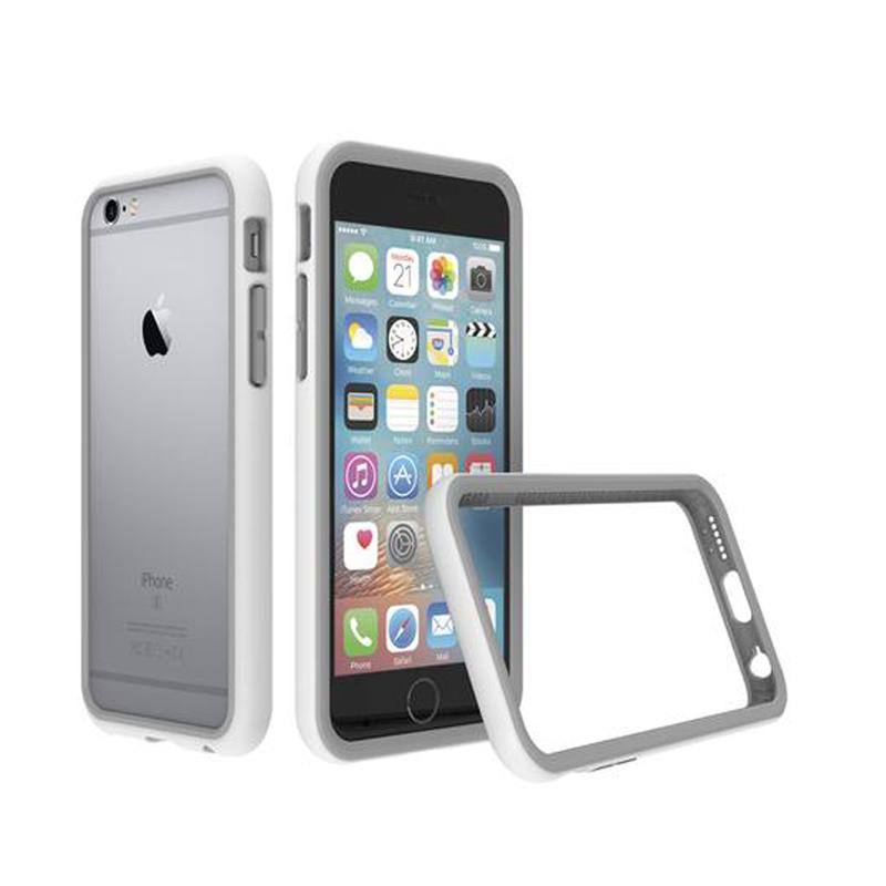 犀牛盾防摔2.0保護殼 iPhone 6s 白