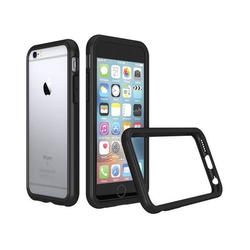 犀牛盾防摔2.0保護殼 iPhone 6s Plus 黑