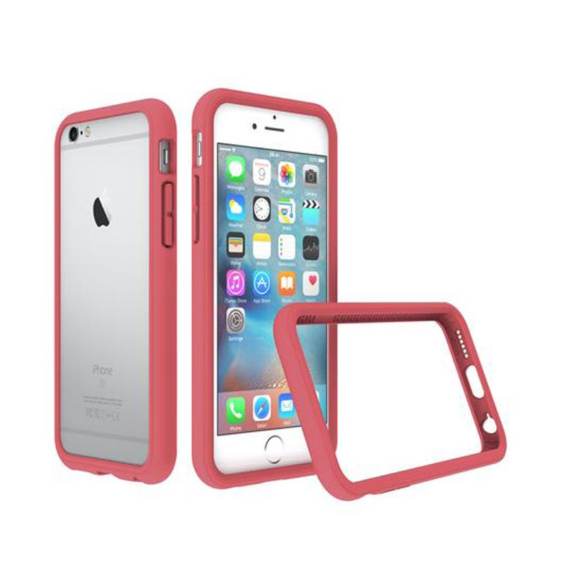 犀牛盾防摔2.0保護殼 iPhone 6s Plus 山茶紅