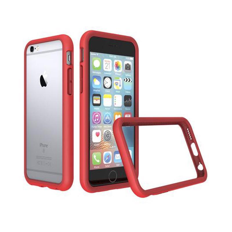 犀牛盾防摔2.0保護殼 iPhone 6s Plus 紅