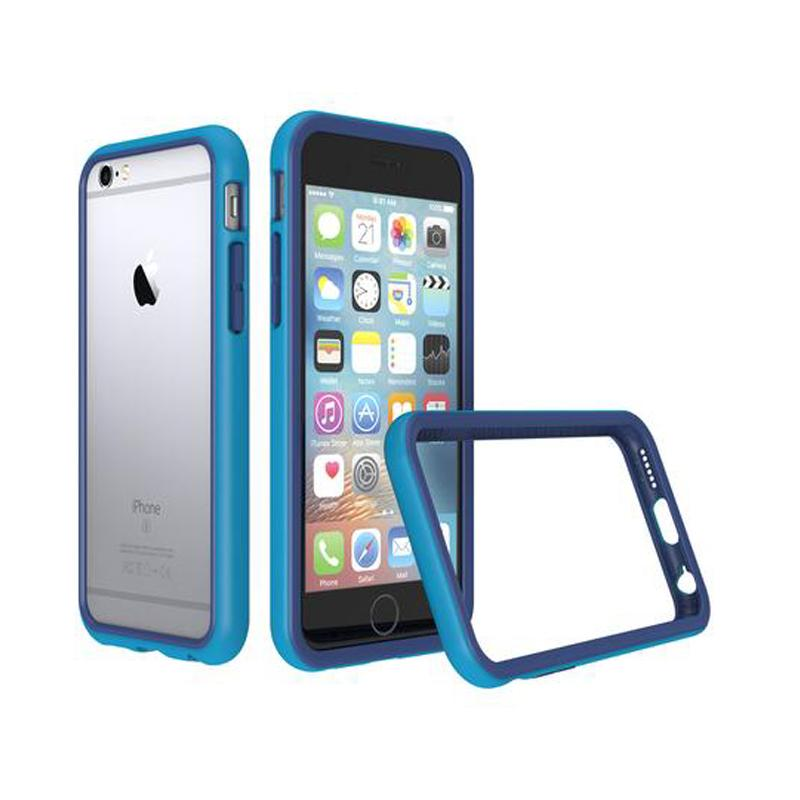犀牛盾防摔2.0保護殼 iPhone 6s Plus 藍