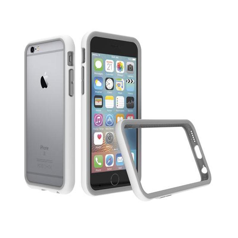 犀牛盾防摔2.0保護殼 iPhone 6s Plus 白