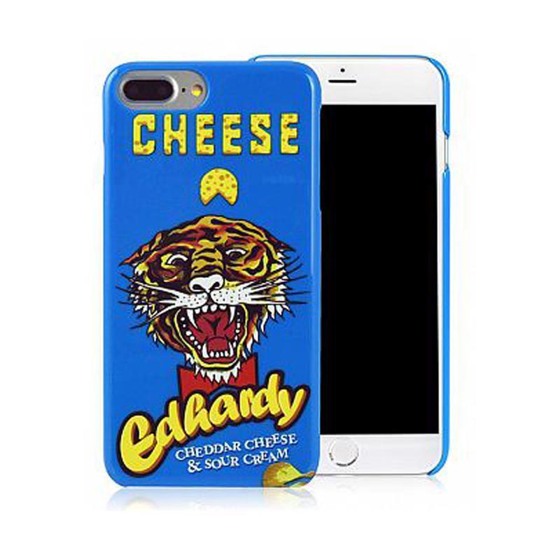 ED HARDY iPhone7 Plus 手機殼- 起士洋芋片