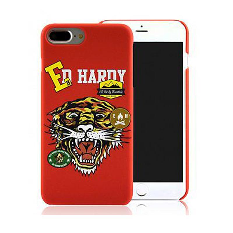 ED HARDY iPhone7 Plus 手機殼- 趣味老虎